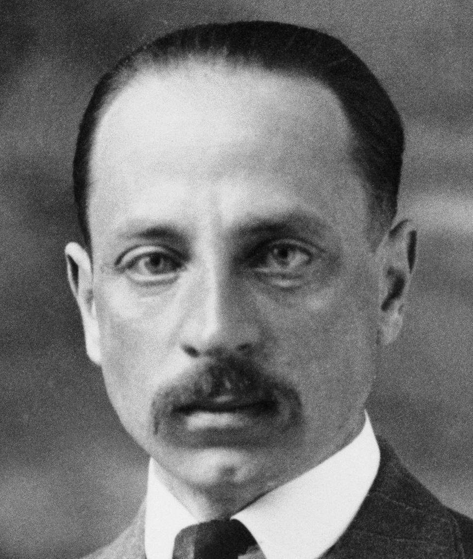 Trois poètes austro-hongrois: Hofmannsthal, Rilke et Trakl