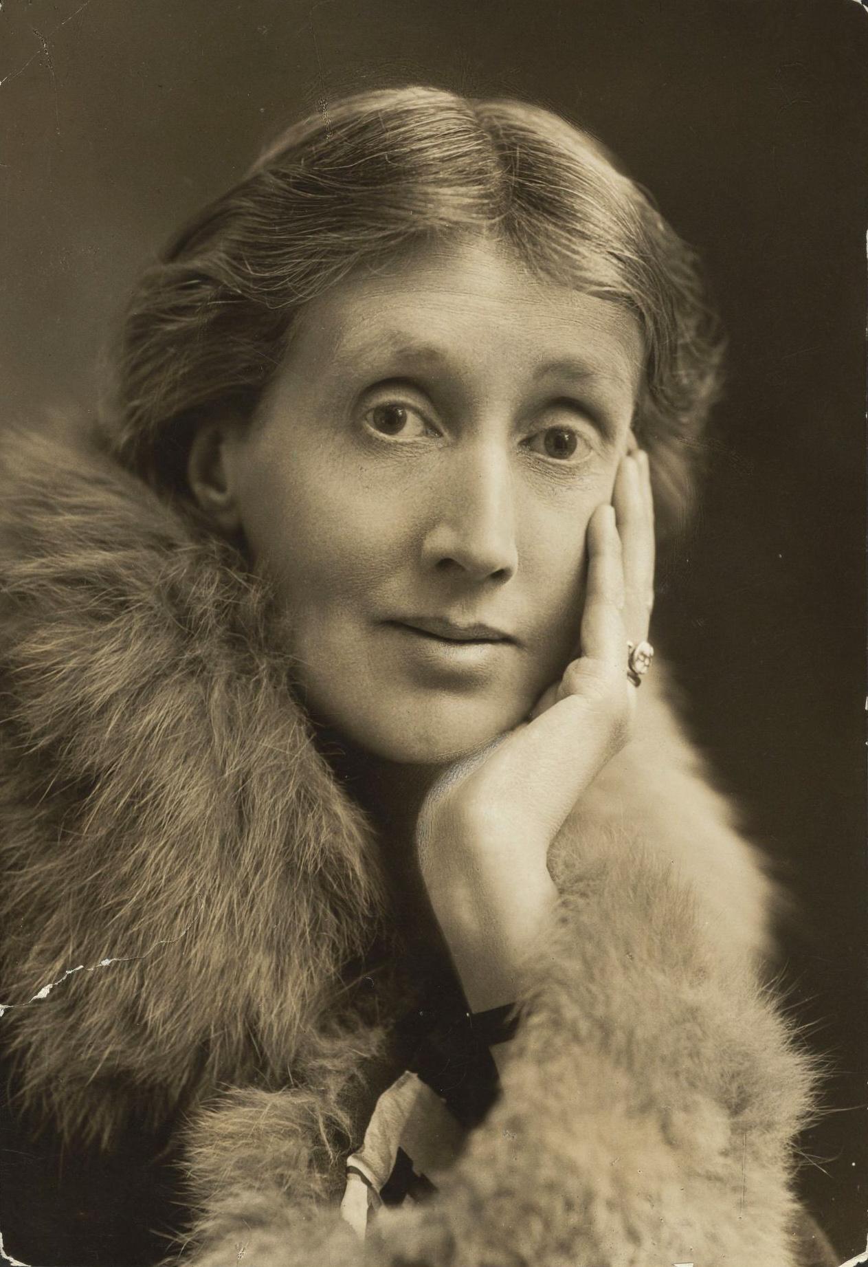 Virginia Woolf ou la traversée des apparences