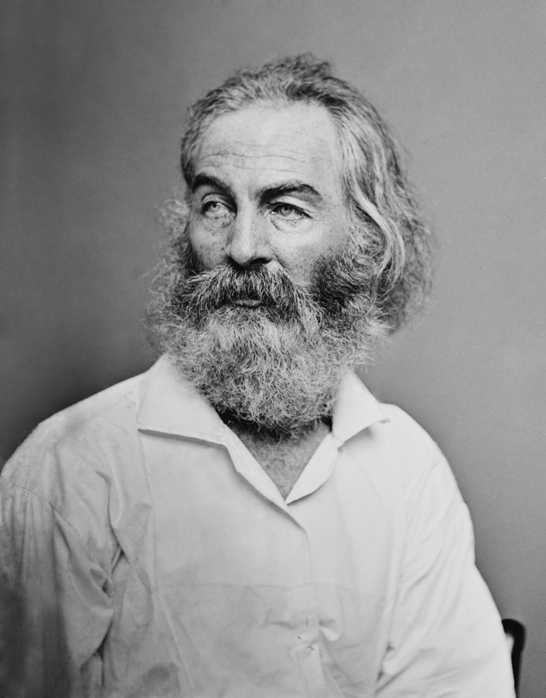 La littérature américaine de 1820 à 1930 – 4e séance : Deux génies poétiques : Walt Whitman et Emily Dickinson (cours annulé en raison de la situation sanitaire et reporté au mercredi 19 mai 2021)