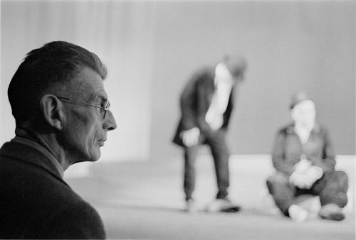 Le théâtre de l'absurde : Ionesco, Beckett et Adamov