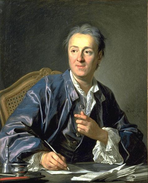 Denis Diderot ou l'esprit des Lumières