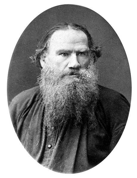 Léon Tolstoï, romancier de la totalité et de l'infini