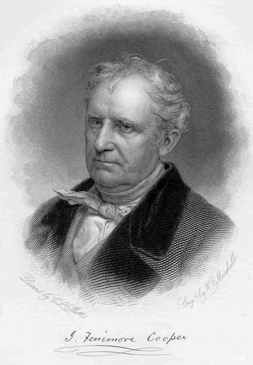 Le roman américain de 1820 à 1930 – Première séance : la naissance du roman américain, de James Fenimore Cooper à Nathaniel Hawthorne.