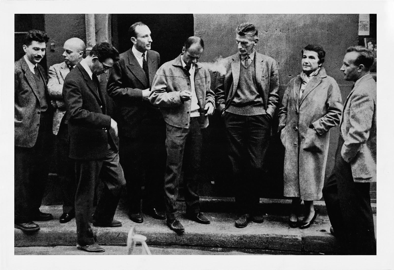 Le roman français de 1945 à 1960