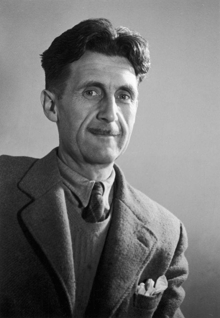 George Orwell ou la défense de la liberté