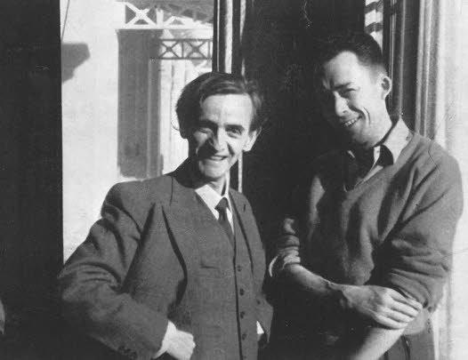 Albert Camus et Louis Guilloux, deux écrivains du peuple